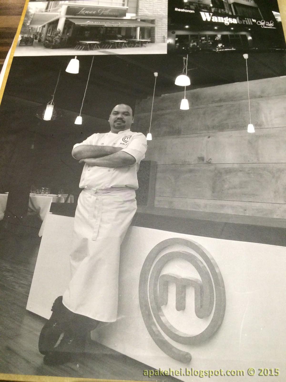 Chef Zubir