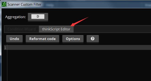 How to add/setup custom scan in Thinkorswim TOS | PatternSmart com