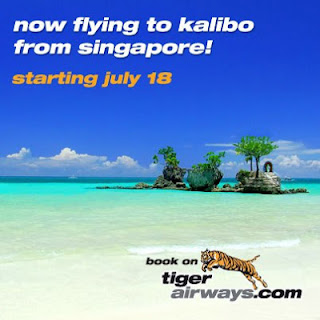 SEAir to Fly Kalibo - Singapore in July