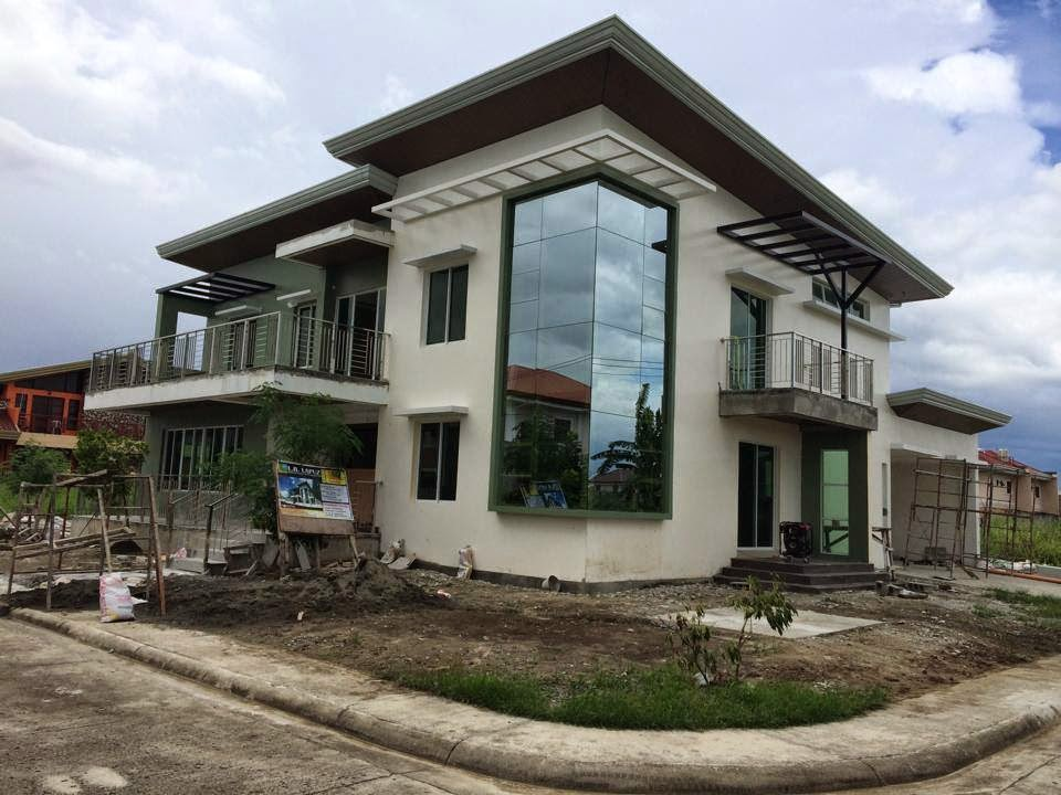 Westwood subd house construction project in mandurriao for Philippine model house design