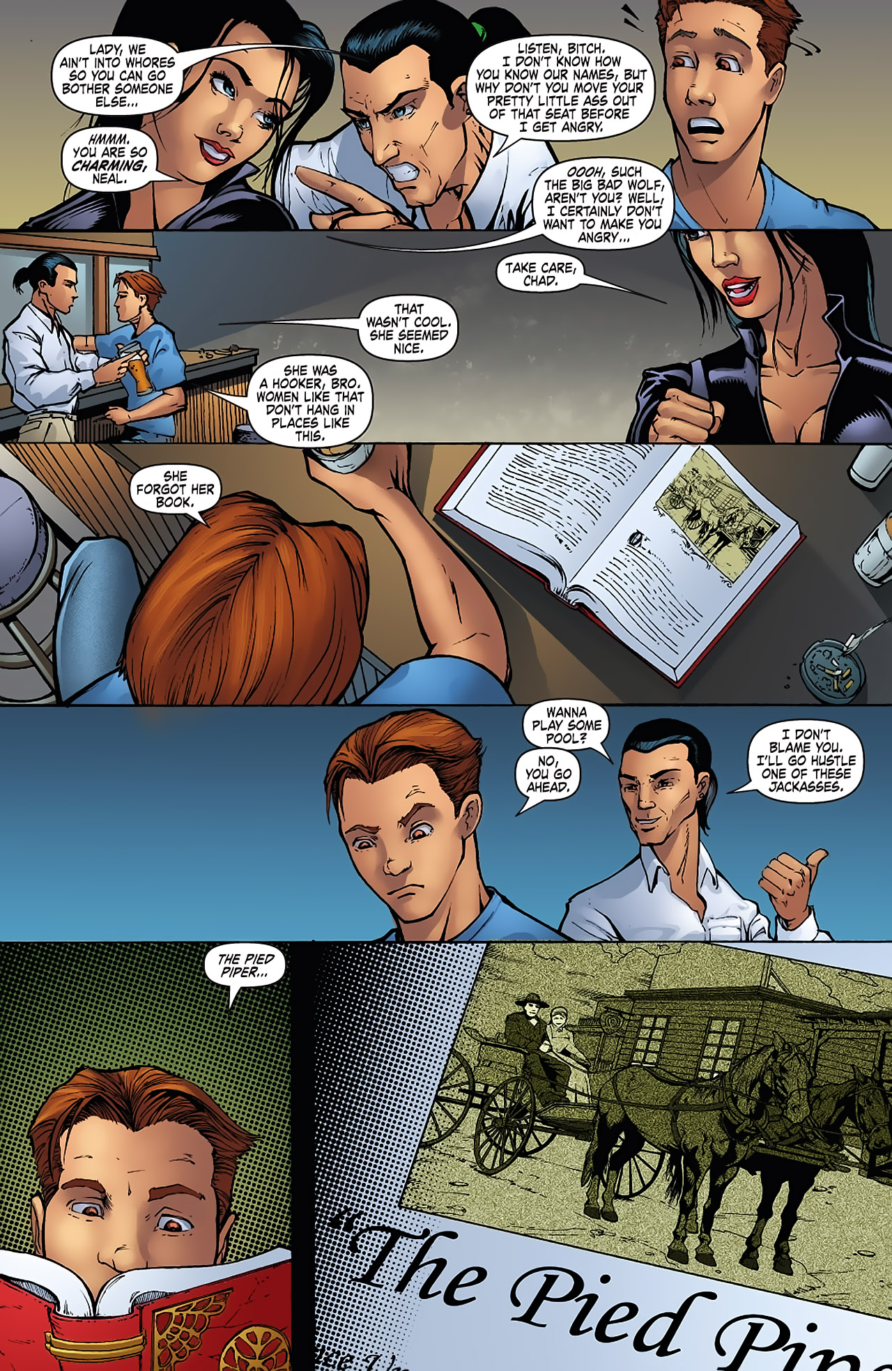 Grimm Fairy Tales (2005) Issue #12 #15 - English 5