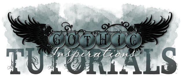 ♥Gothic Inspirations Tutorials♥