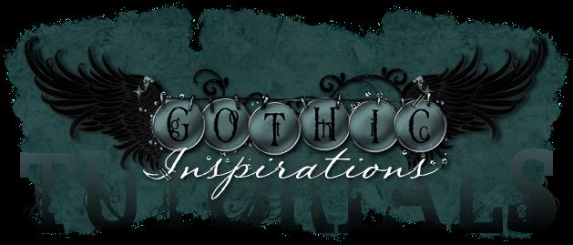 ♥Gothic Inspirations Tutorials♥