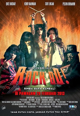 Rock oO Rimba Bara Kembali 2013 Full Movie Tonton Online