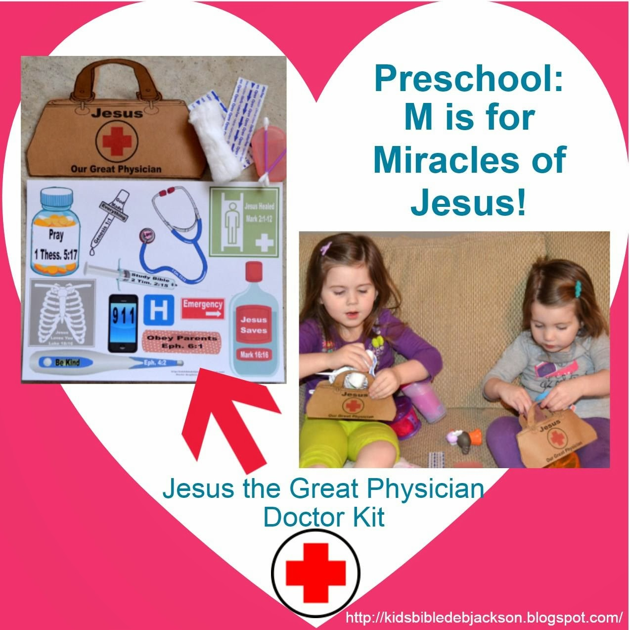 bible fun for kids preschool alphabet m is for miracles