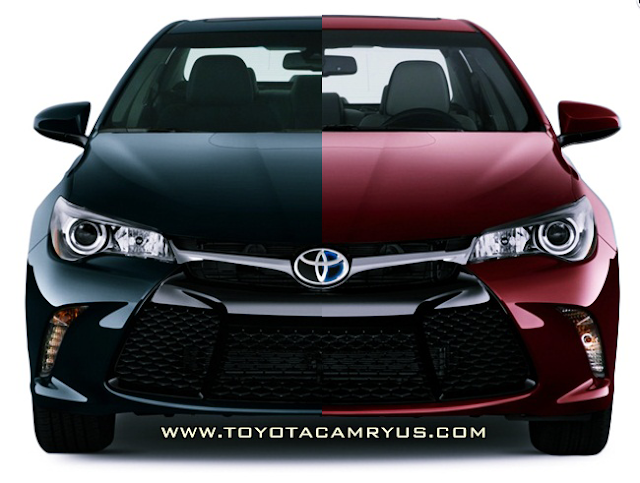 2018 Toyota Camry Hybrid Sedan Review
