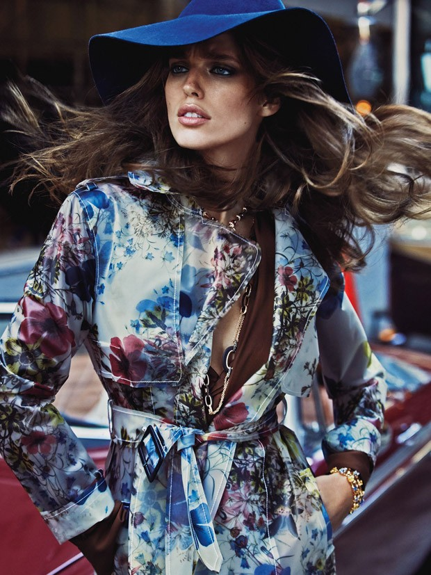 Emily DiDonato in Vogue Mexico