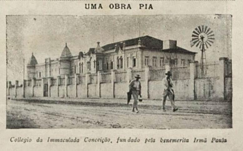 COLLEGIO IMACULADA CONCEIÇÃO DE BARBACENA