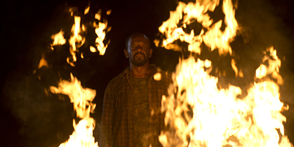 """The Walking Dead 6x04 - """"Here's Not Here"""":"""