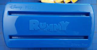 Disney Rummy playing tiles holder