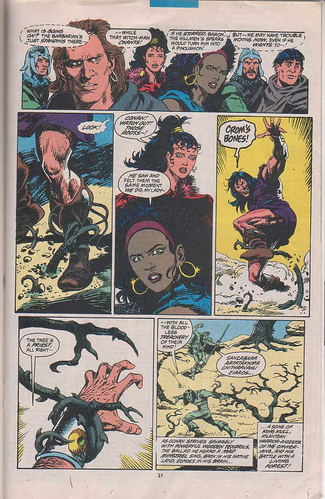 Conan the Barbarian (1970) Issue #268 #280 - English 16