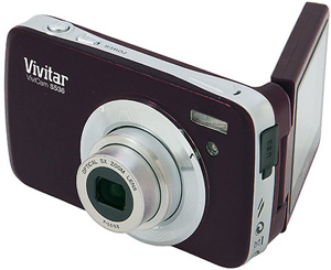 Vivitar ViviCam S536 Digital Camera