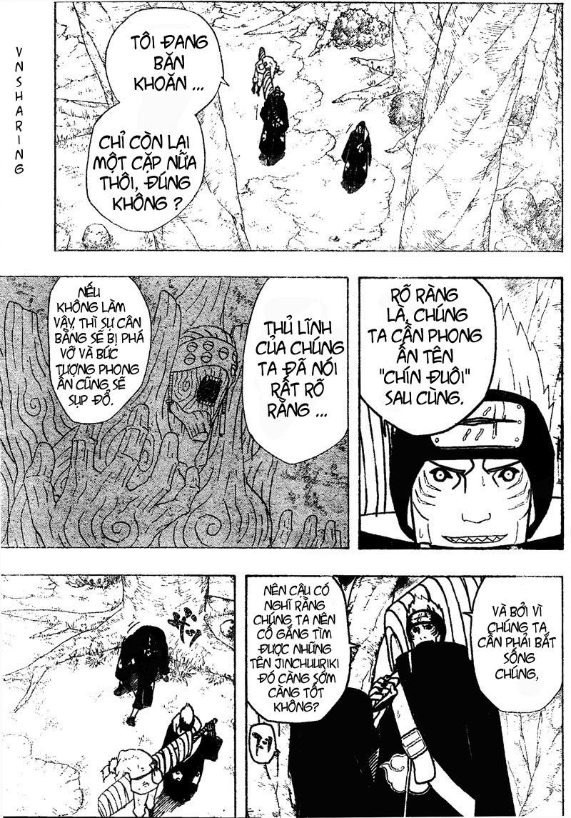 Naruto chap 353 Trang 6 - Mangak.info