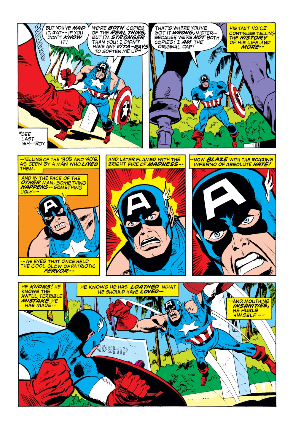 Captain America (1968) Issue #156 #70 - English 19