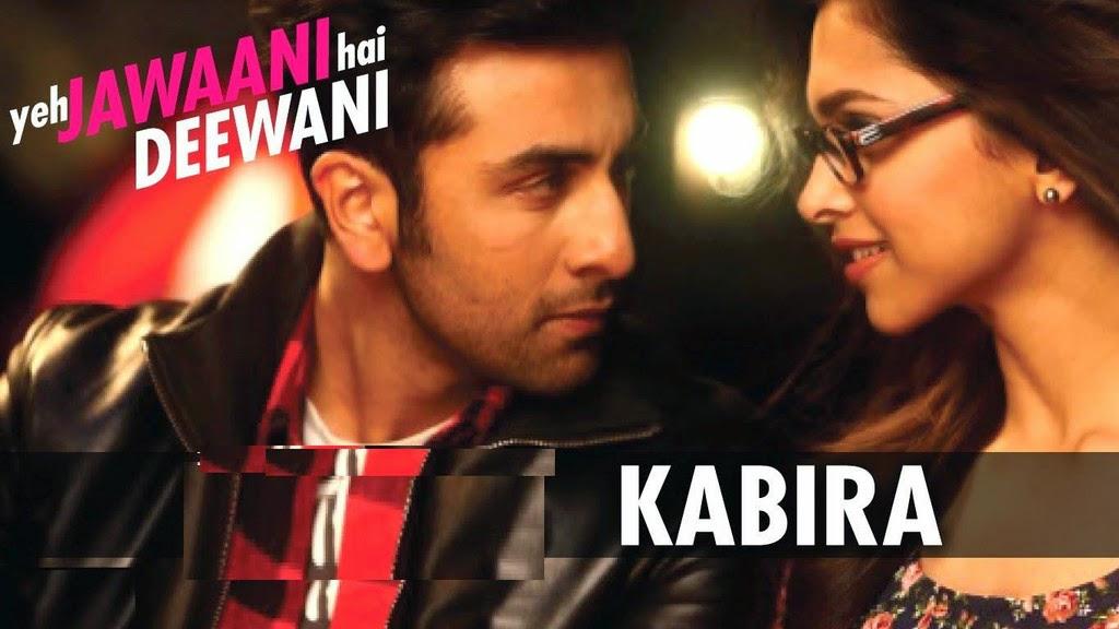 Kabira - Guitar Chords - Yeh Jawani hai diwani - Pritam