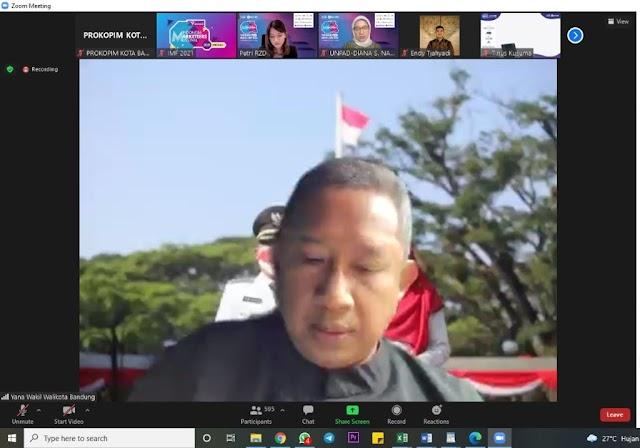 Yana Optimis Laju Ekonomi Kota Bandung Positip di Kuartal ke-4
