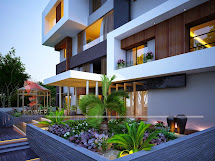 Exterior House Modern Interior Design