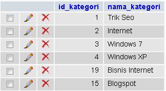setelah itu kita buat file php dengan nama listmenu php berikut