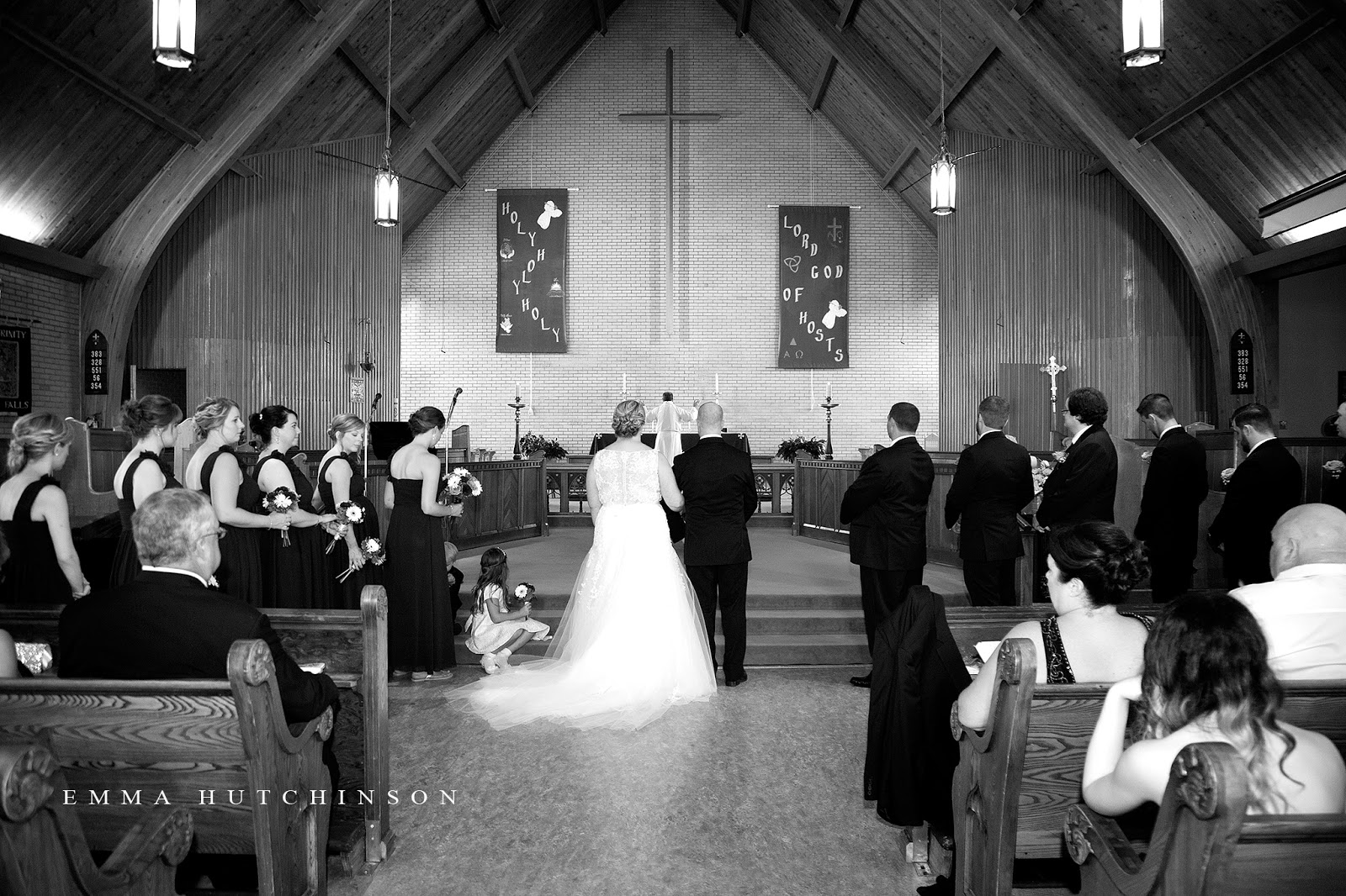 Emma Hutchinson Photography - Holy Trinity Anglican Church in Grand Falls-Windsor