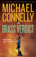 Cover of The Brass Verdict by Michael Connelly