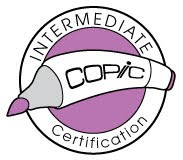 Copic Intermediate Cert