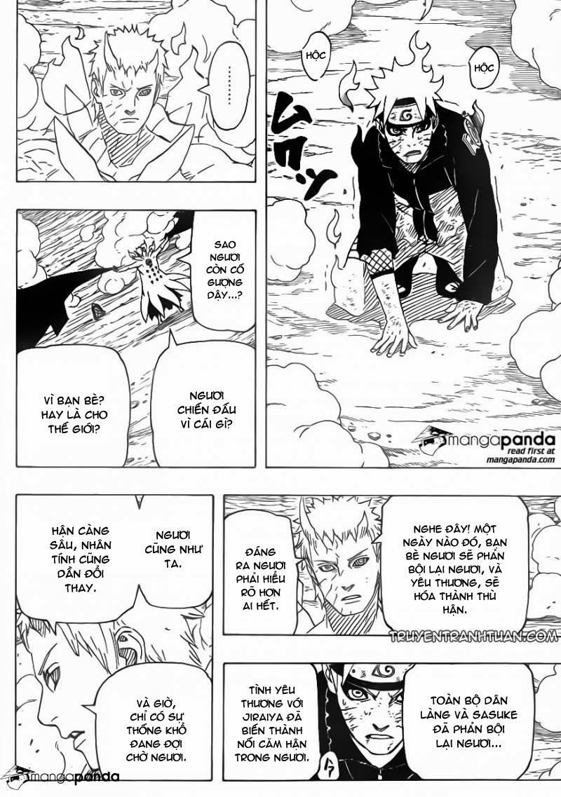Naruto - Chapter 650 - Pic 16