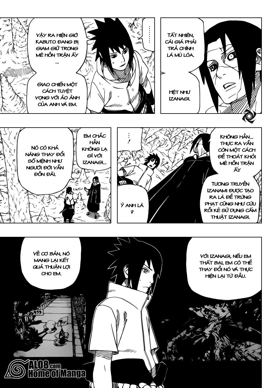 Naruto chap 587 Trang 3 - Mangak.info