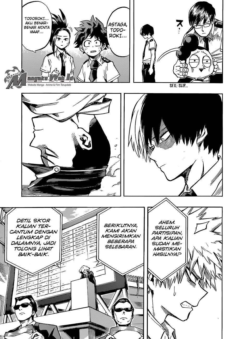 Boku no Hero Academia Chapter 114-7