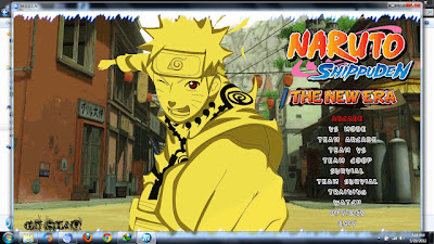 Naruto Mugen The New Era 2012 PC Game