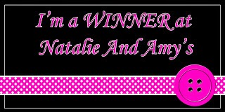 "Winner "" Nathalie and Amy "" - Challenge 30 "" Flowers """