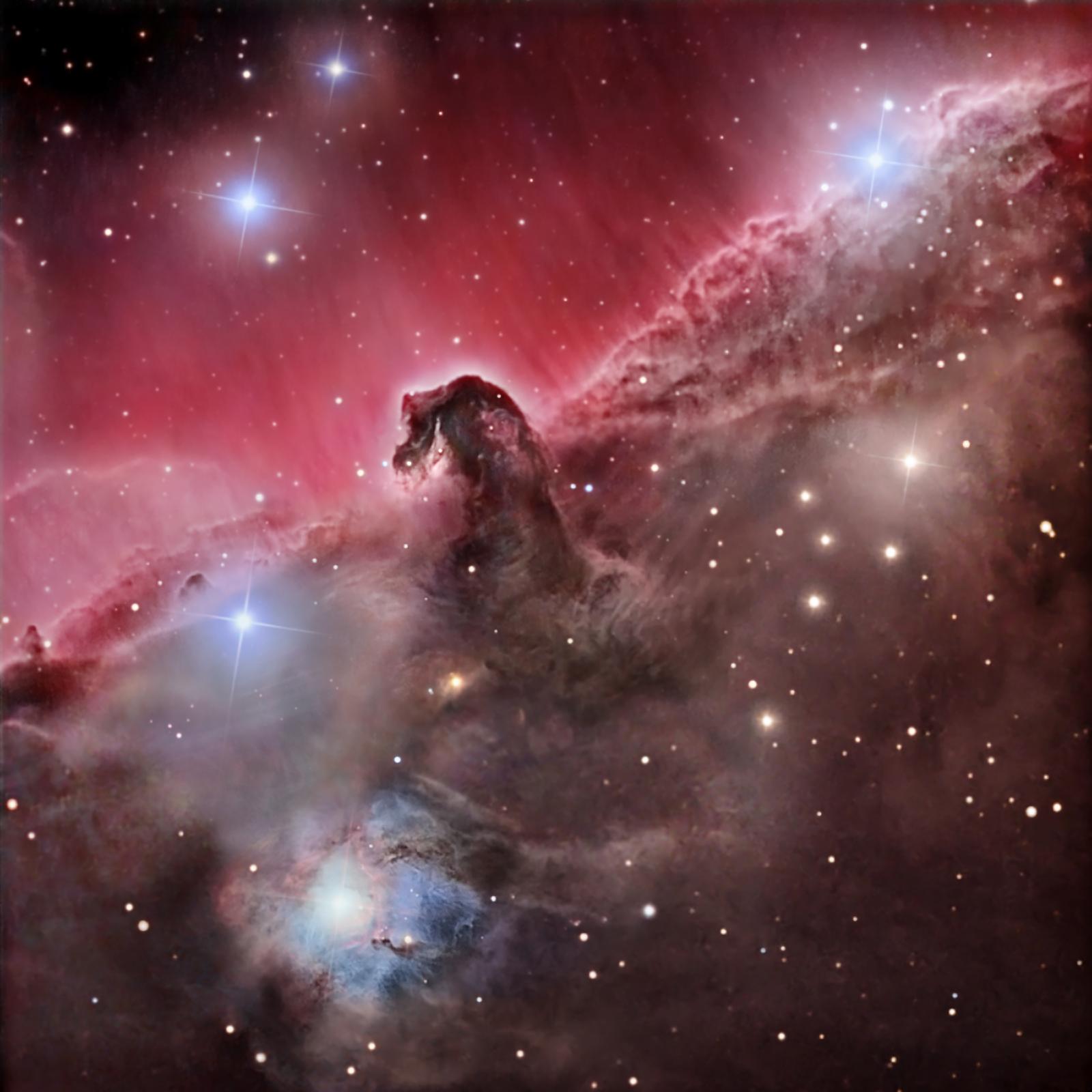 Good   Wallpaper Horse Nebula - Horsehead-Nebula-Wallpaper-HD-23  You Should Have_152118.jpg