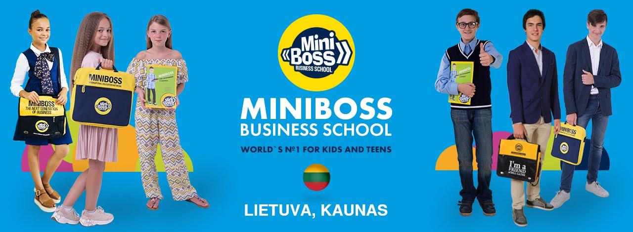 MINIBOSS BUSINESS SCHOOL (KAUNAS)