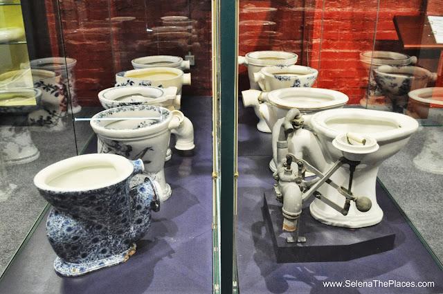 Toilet Museum Stoke on Trent