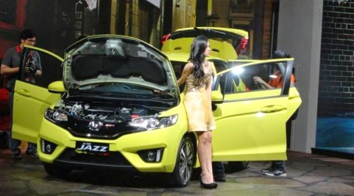 Juli 2014, Penjualan Mobil Honda di Indonesia Anjlok