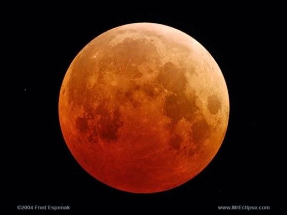 Blood Moon Tak Akan Terlihat di Indonesia