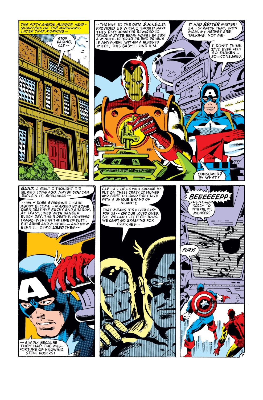 Captain America (1968) Issue #279 #195 - English 8