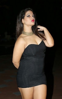 Actress Himani Latest  Pictures in Short Dress at Ee Varshma Sakshiga Movie Audio Launch Event  31