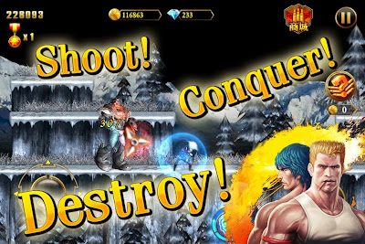 Contra: Evolution free apk
