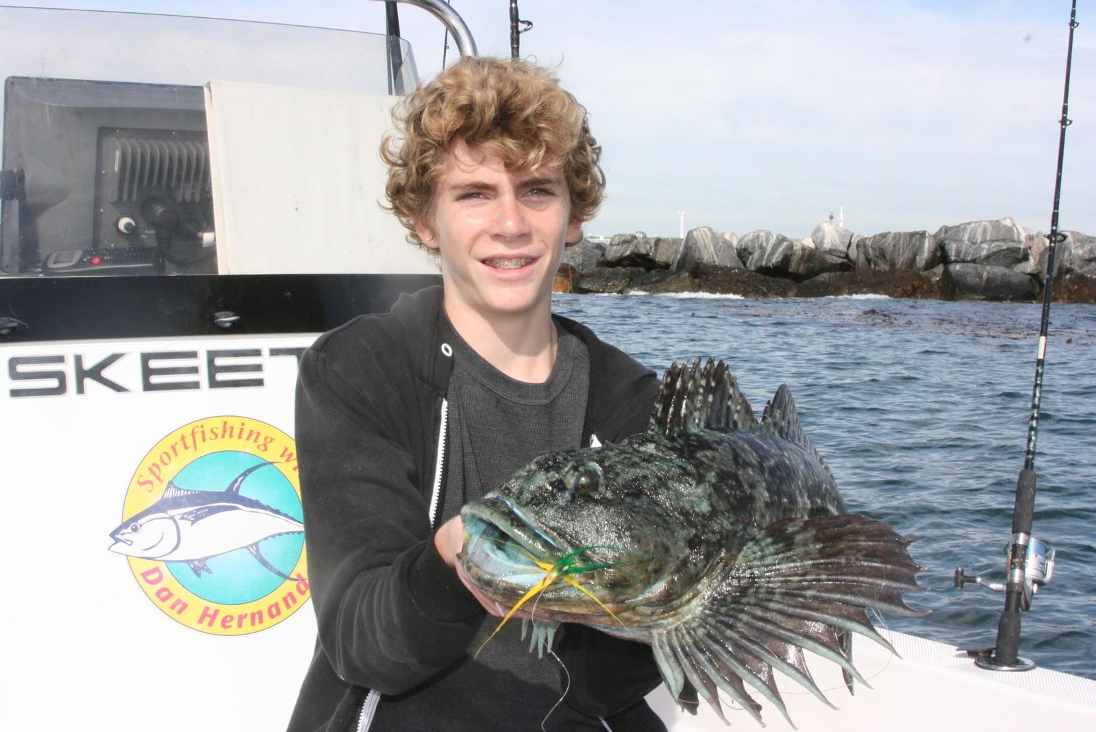 Dan 39 S Journal Long Beach Fishing Report