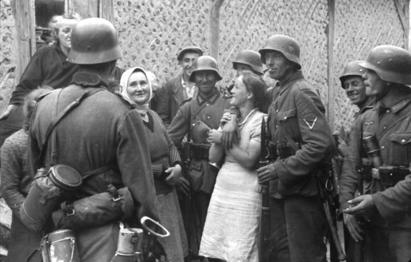 Секс немцы война 151