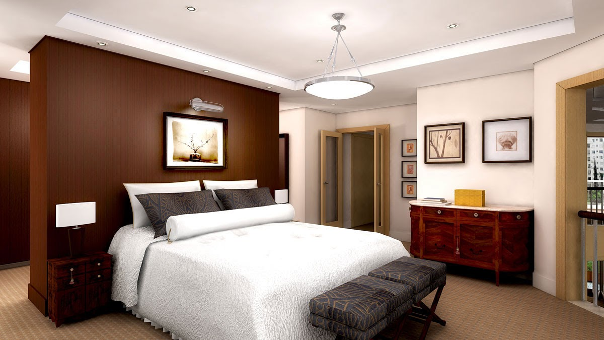 Design-Luxury-and-Elegant-Bedroom-Minimalist Rooms