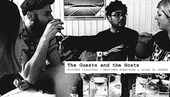 THE GUESTS AND THE HOSTS / ESSAY