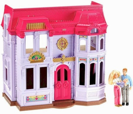 Daily Cheapskate Fisher Price Loving Family Manor Play