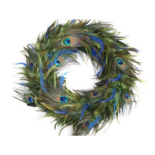 Featherstore peacock feather wall art for Where can i buy peacock feathers craft store