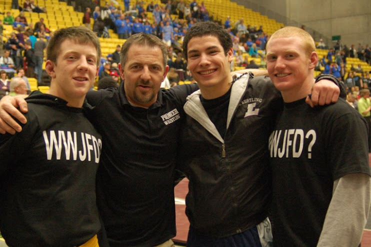 2010-11 Lehi Wrestling 7th at State