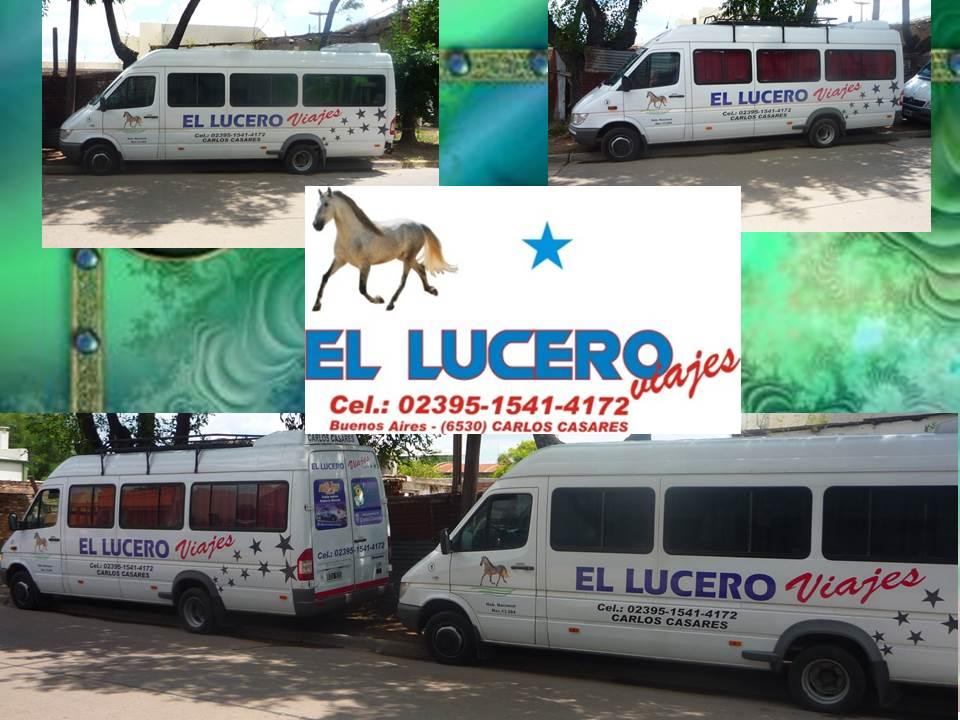 """""""El Lucero"""" Viajes"""