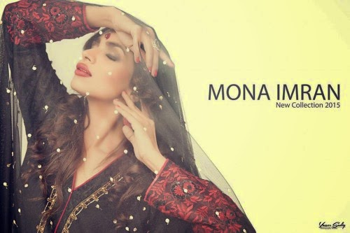 Summer Spring Collection by Mona Imran