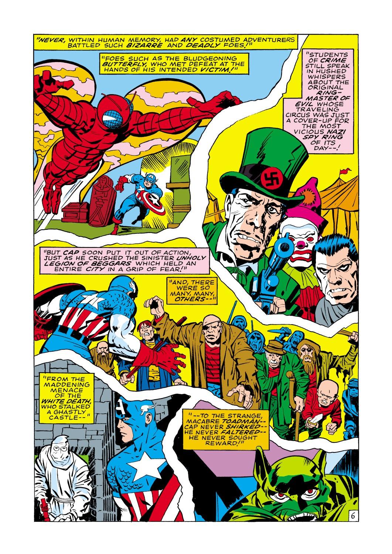 Captain America (1968) Issue #112 #26 - English 7