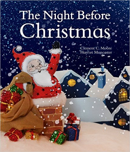 http://www.amazon.com/Night-Before-Christmas-Clement-Moore/dp/1474802281