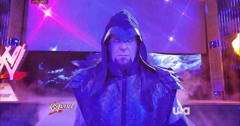 The Undertaker 2014 The Undertaker is Back...